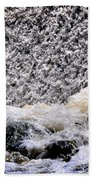 Waterfall Dance Beach Towel