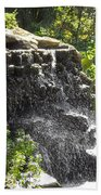 Waterfall Beach Towel