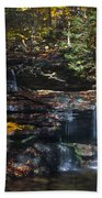 Waterfalls Beach Towel