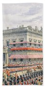 Waterloo Place And Pall Mall Beach Towel