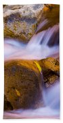 Waters Of Zion Beach Towel