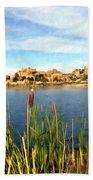 Watson Lake Arizona Beach Towel