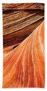 Wave Lines Beach Sheet