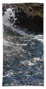 Wave Beach Towel