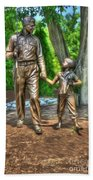 Welcome To Mayberry Beach Towel by Dan Stone