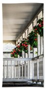 Welcoming Porch Beach Towel