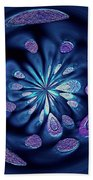 Welding Rods Abstract 7 Beach Towel