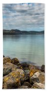 Welsh Coast Beach Towel