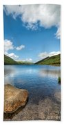 Welsh Lake Beach Towel