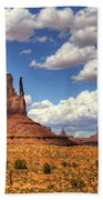 West Mitten  Beach Towel