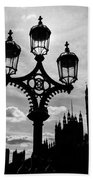 Westminster Silhouette Beach Towel