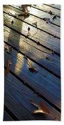Wet Deck Beach Towel