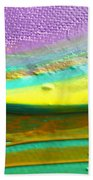 Wet Paint 1 Beach Towel