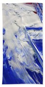 Wet Paint 58 Beach Towel