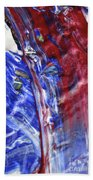 Wet Paint 61 Beach Towel