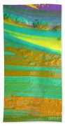 Wet Paint 9 Beach Towel