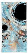 What Do You See - One  Beach Towel
