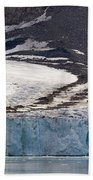 Where Glaciers Meet Beach Towel