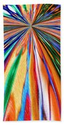 Where It All Began Abstract Beach Towel