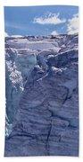 Whistler Glaciers Sc125-05 Beach Towel