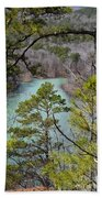 Whistling Pines Beach Towel