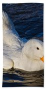White Duck 2 Beach Towel