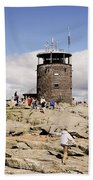 White Face Lookout Beach Towel
