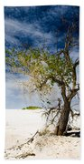 White Sands National Monument #1 Beach Towel
