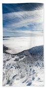 Whitefish Inversion Beach Sheet