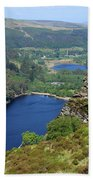 Wicklow Mountains  Beach Towel
