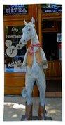 Wild Horse Saloon Beach Towel