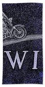 Wild Ride Beach Towel