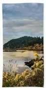 Wildcat Cove Beach Towel by Robert Bales