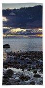 Wilderness Park Sunset Beach Towel