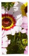 Wildflowerd Wide 1 Beach Towel