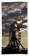 Wildwood Rides Beach Towel