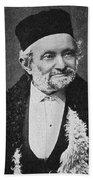 Wilhelm Eduard Weber (1804-1891) Beach Towel
