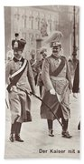 Wilhelm II & Sons Beach Towel
