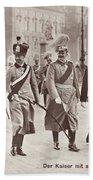 Wilhelm II & Sons Beach Sheet