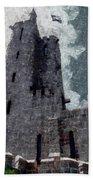 Will Rogers Shrine Beach Towel
