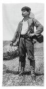 William Dinwiddie (1867-1934) Beach Towel