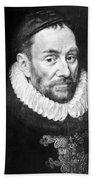 William I (1535-1584) Beach Towel
