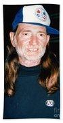 Willie Nelson 1988 Beach Towel