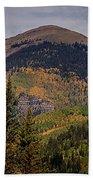 Wilson Peak Colorado Beach Towel