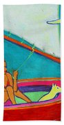 Wind Beneath My Wings I Beach Towel by Xueling Zou