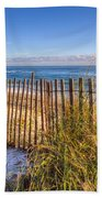 Wind Whipped Beach Towel