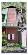 Windmill - Photopower 1554 Beach Towel