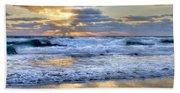 Window To Heaven Beach Towel