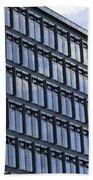 Windows In Copenhagen Beach Sheet