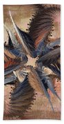 Winds Of Change Beach Towel by Deborah Benoit